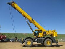 2012 GROVE RT880E mobile crane