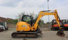 2012 JCB 8085 ECO mini digger