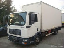 2007 MAN TGL 7.150 closed box t