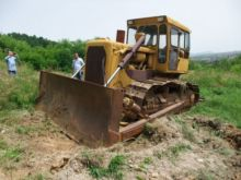 1973 CATERPILLAR D6C bulldozer