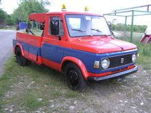 FIAT 616 N2/4 Autogru per socco