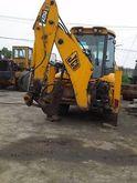 2008 JCB 3CX backhoe loader