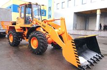 2016 AMCODOR 342V wheel loader