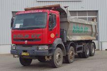 2004 RENAULT Kerax dump truck