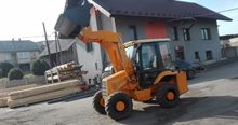 Used 2000 JCB 2CX wh