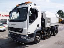 2012 DAF LF45.160 road sweeper