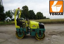 2003 AMMANN AV26 mini road roll