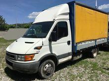 2003 IVECO 35C13 tilt truck