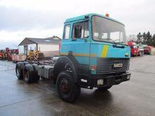 1992 IVECO Turbo chassis truck