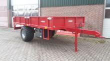 BAKKENWAGEN flatbed trailer