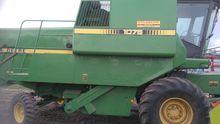 JOHN DEERE 1075 combine-harvest