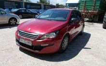2014 PEUGEOT 308 ACCES 1.6 HDI