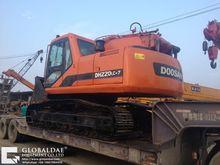2011 DOOSAN DH500 tracked excav