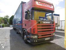 2005 SCANIA R tilt truck
