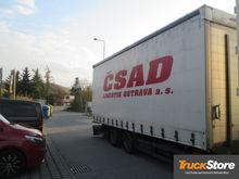 2012 ZCS 18 tilt semi-trailer