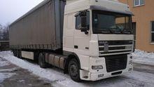 2005 DAF XF 95 430 tractor unit
