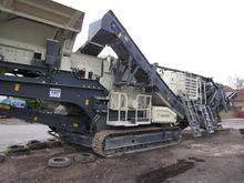 2016 METSO LT 1213S crushing pl