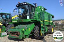 2009 JOHN DEERE T550 combine-ha