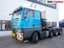 Used 2007 MAN TGA 41