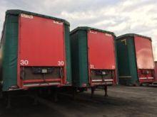 2001 PACTON tilt semi-trailer