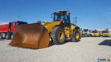 2007 CATERPILLAR 962 wheel load
