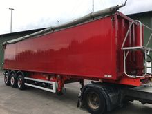 2008 KELBERG tipper semi-traile