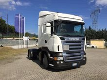 Used SCANIA R480 ADR
