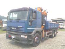 1995 IVECO EUROTEK 240E38 dump