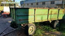Used Tractor trailer
