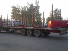 2006 KÖGEL timber semi-trailer