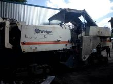 1995 WIRTGEN W2100 DC cold mill