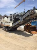 2008 METSO LT 106 crushing plan