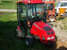 2007 VALPADANA wheel tractor