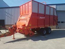 1997 465 tipper trailer