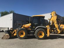 2012 JCB 4 CX SMEC backhoe load