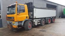 GINAF M4345-TS 1998 dump truck