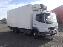 2007 MERCEDES-BENZ Atego 824 re
