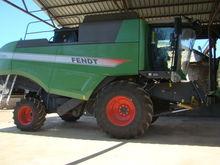 2014 FENDT 6335C combine-harves