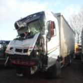 2014 Damaged VOLVO FH460 truck
