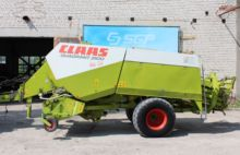 2004 CLAAS Quadrant 2100 square