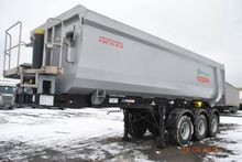 2014 GRUNWALD tipper semi-trail