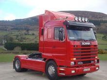 Used SCANIA 143 trac