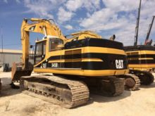 1998 CATERPILLAR 345 BL tracked