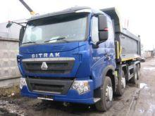 2016 HOWO V7G dump truck
