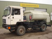 Used 1992 MAN 12-192
