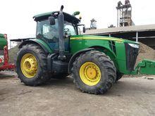 2012 JOHN DEERE 8335R wheel tra