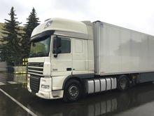 2013 DAF XF105.460 tractor unit