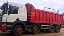 2007 SCANIA P 380 dump truck