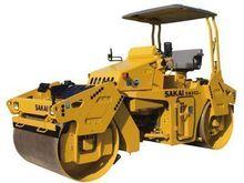 Used SAKAI SW652-1 r