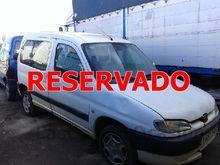 2001 PEUGEOT PANTER passenger v